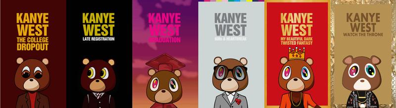 скачать Kanye West дискография торрент - фото 3
