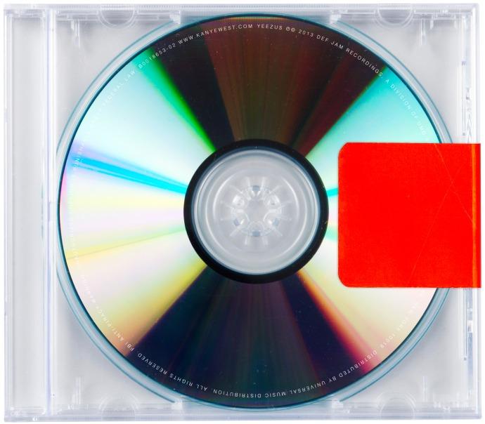 Yeezus Album Cover Kanye West